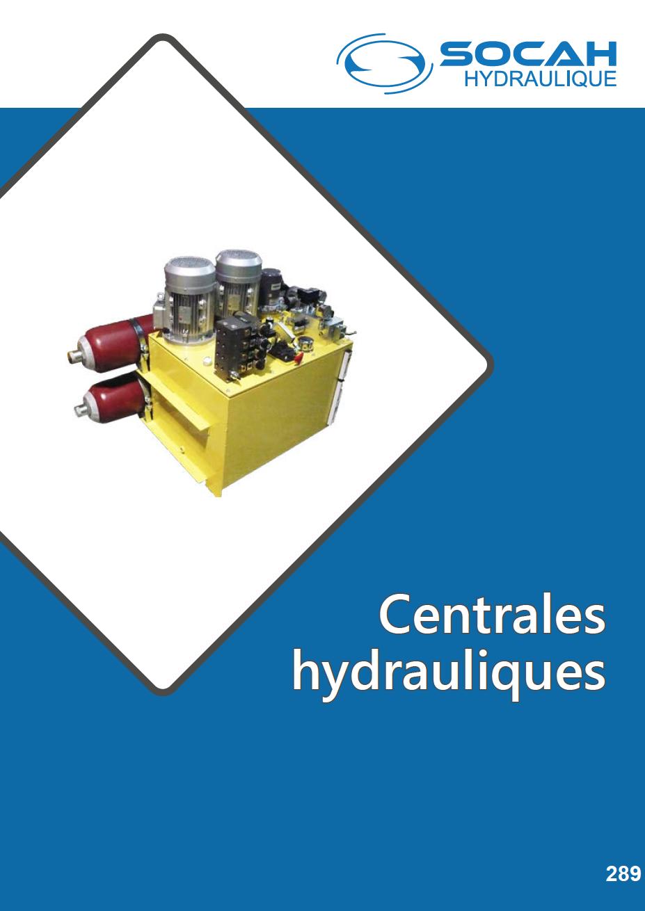 Fiche technique centrales hydrauliques