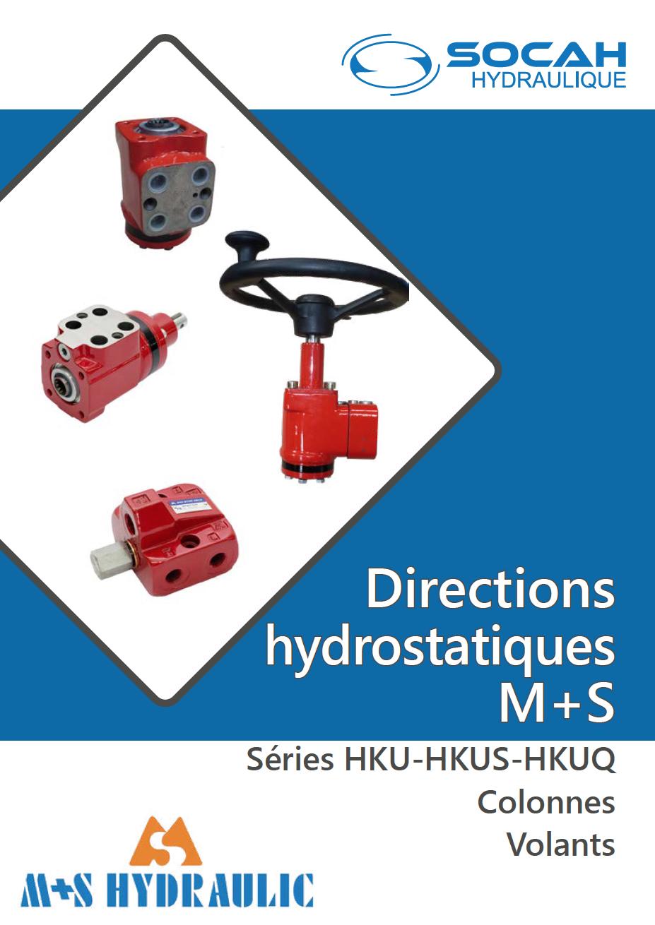 Fiche technique directions hydrostatiques M+S
