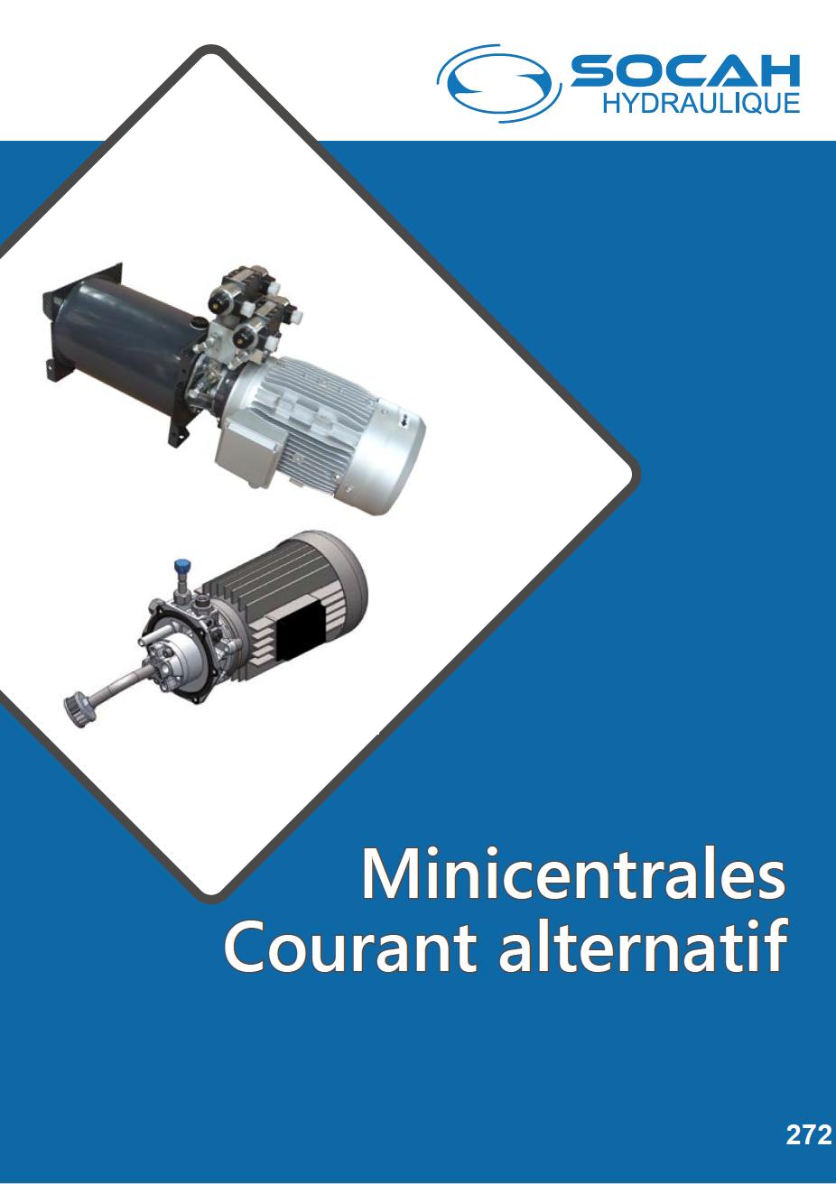 Fiche technique minicentrales courant alternatif