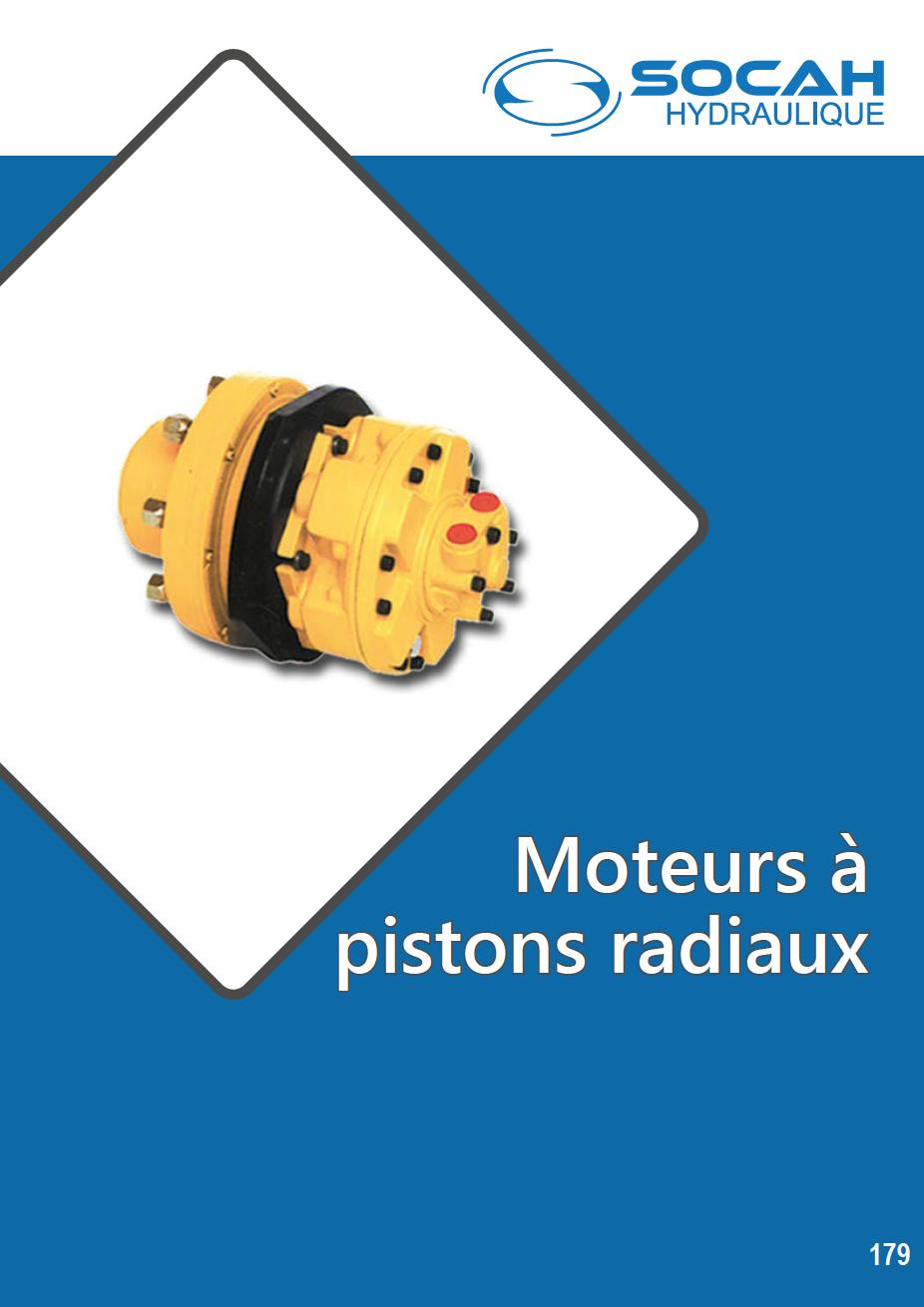 Fiche technique moteurs à pistons radiaux