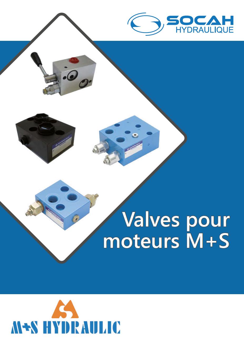 Fiche technique valves pour moteurs M+S